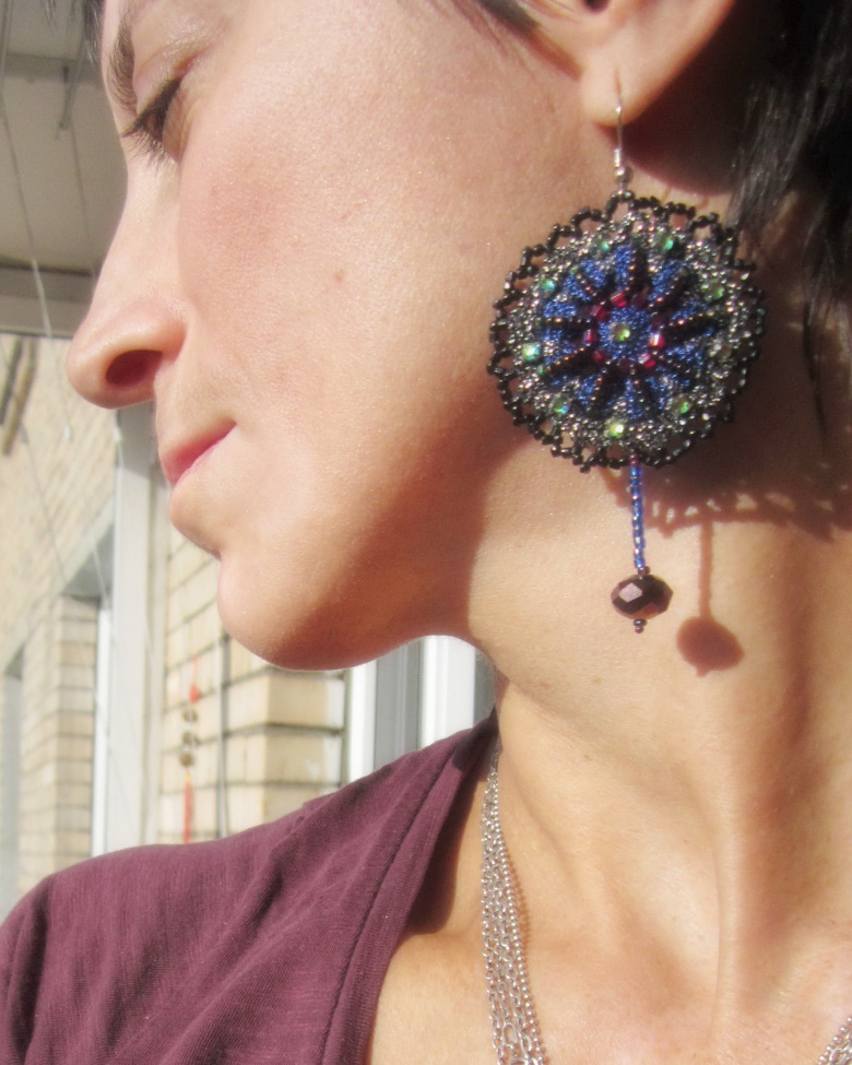 Earrings à la russe_ — копия