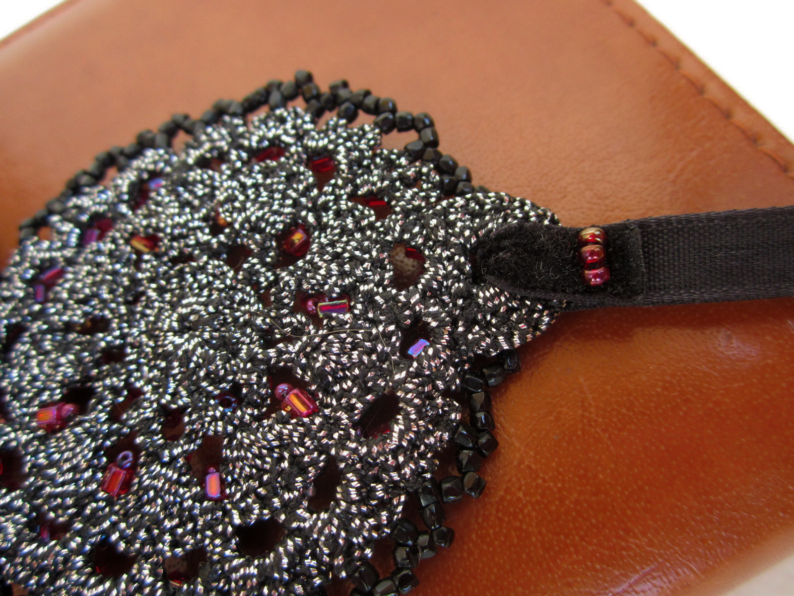 Embroidered Bracelet-Cuff_5