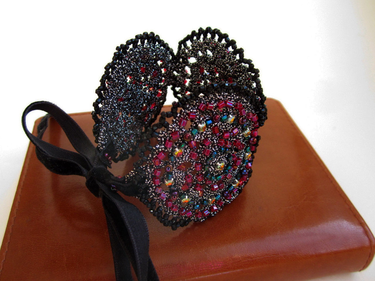 Embroidered Bracelet-Cuff_7