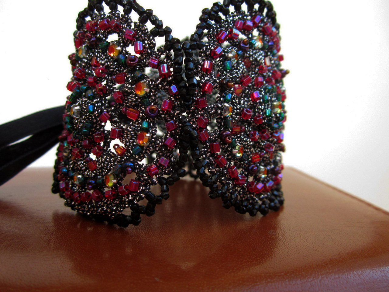 Embroidered Bracelet-Cuff_8