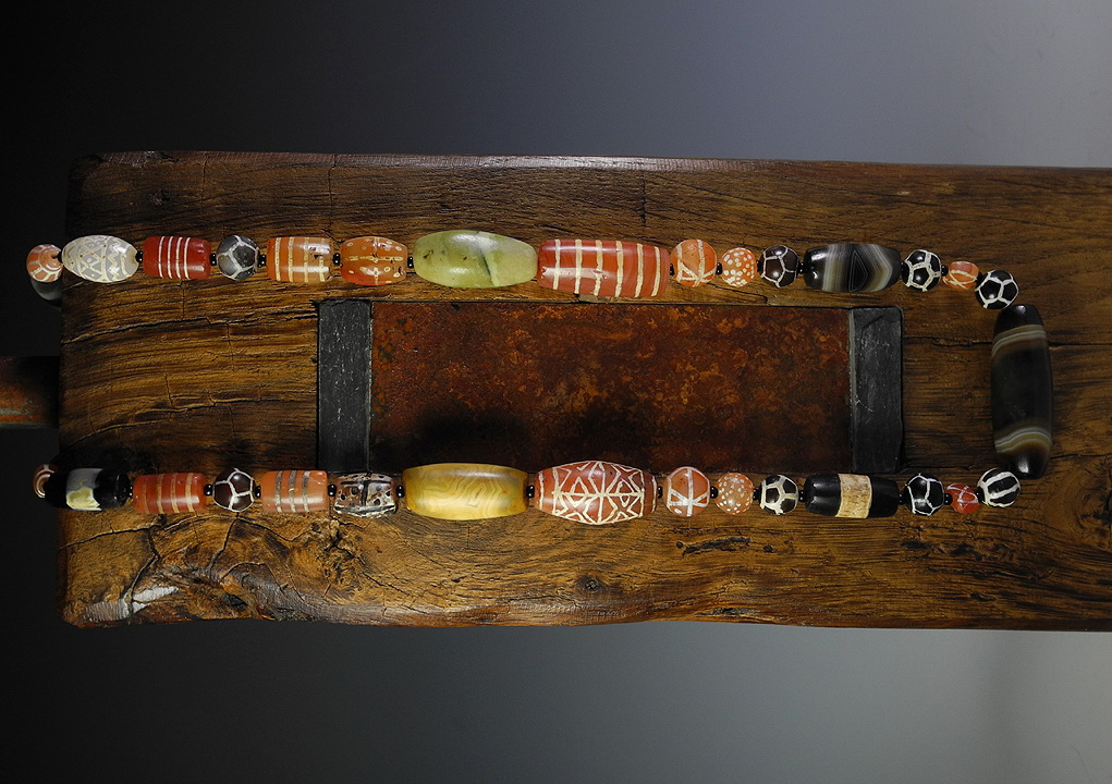 Ancient -dZi Bead
